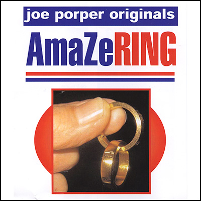Amazing Rings - Joe Porper