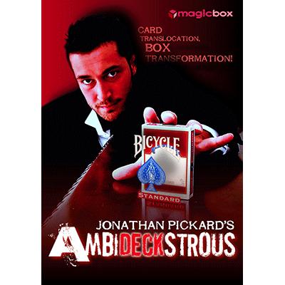Ambideckstrous by Jonathan Pickard