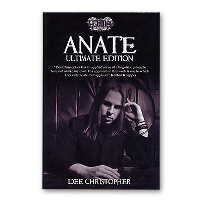Anate by Dee Christopher and Titanas - Book