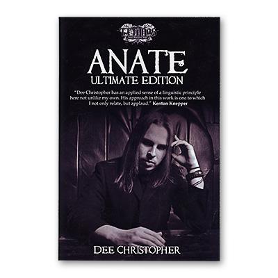 Anate - Dee Christopher and Titanas - Libro de Magia