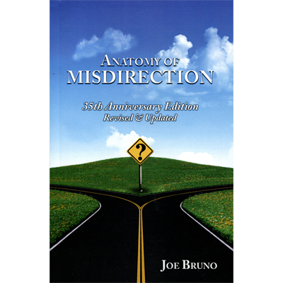 Anatomy of Misdirection by Joseph Bruno eBook DOWNLOAD