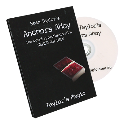 Anchors Ahoy by Sean Taylor - DVD
