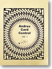 Andrus Card Control (2 book set)