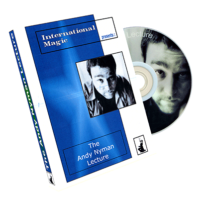 The Andy Nyman Lecture by International Magic - DVD