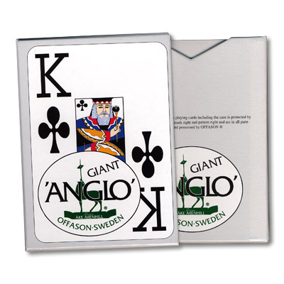 Anglo Deck (Blue) by El Duco