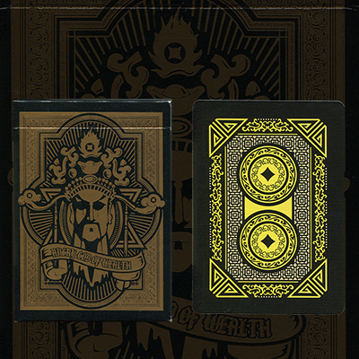Angry God of Wealth Deck by Nanswer