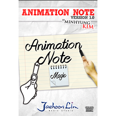 Animation Note V1 by Minhyung Kim - Trick