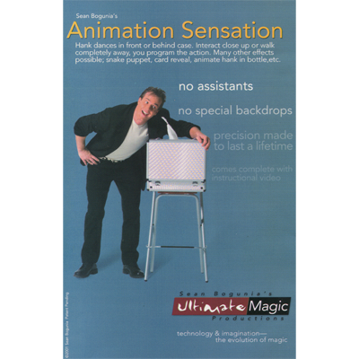 Animation Sensation 3.0 by Sean Bogunia - Trick