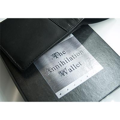 The Annihilation Wallet - Paul Carnazzo