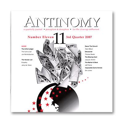 Antinomy Magazine #11 - Book