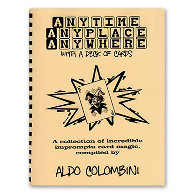 Anytime, Anyplace, Anywhere by Wild-Colombini - Book