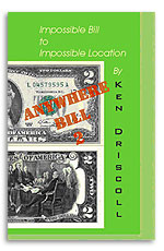 Anywhere Bill 2 by Ken Driscoll - Trick
