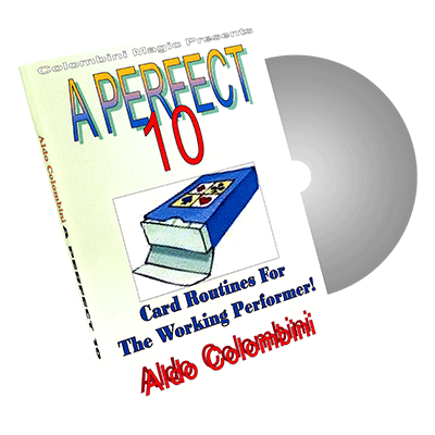 A Perfect Ten by Wild-Colombini - DVD