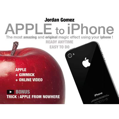 Apple 2 Phone by Jordan Gomez