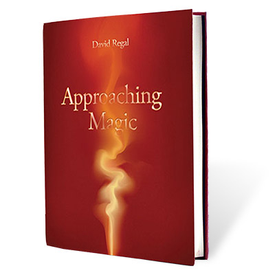 Approaching Magic - David Regal - Libro de Magia