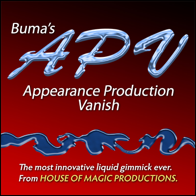 APV Glass by Buma - Trick