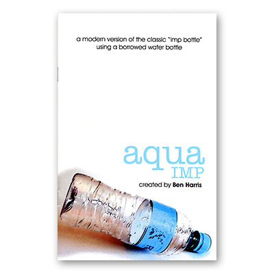 Aqua-Imp - Ben Harris - Libro de Magia