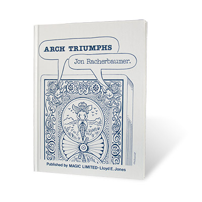 Arch Triumphs by Jon Racherbaumer - Book