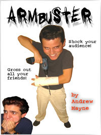 Armbuster - Andrew Mayne - Libro de Magia