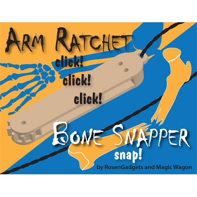Arm Ratchet Bone Snapper by RosenGadgets and Magic Wagon - Trick