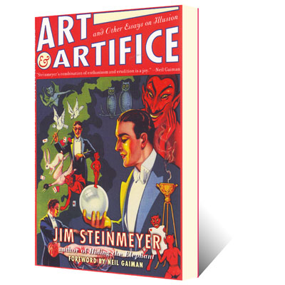 Art and Artifice by Jim Steinmeyer (Softbound)- Book