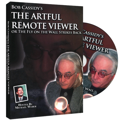 The Artful Remote Viewer by Bob Cassidy - Audio CD