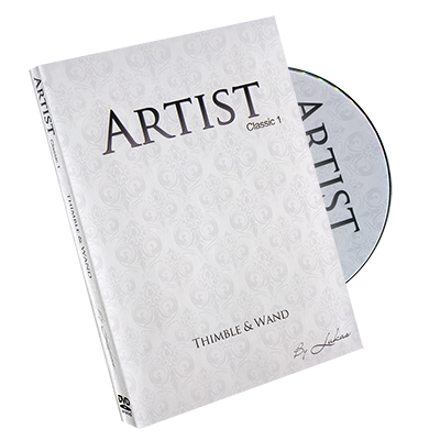 Artist Classic Vol 1 (Thimble & Wand)(DVD & Booklet) - Lukas - DVD