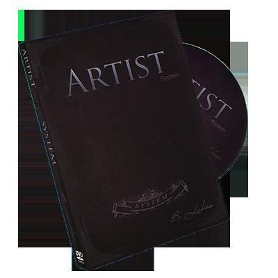 Artist System Vol 1 (DVD & Booklet) - Lukas - DVD