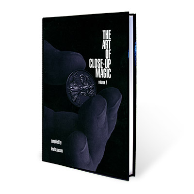 The Art of Close Up Magic Volume 2 by Lewis Ganson - Book
