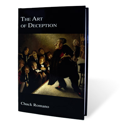 The Art of Deception by Chuck Romano - Book