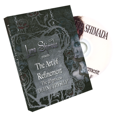 The Art of Refinement series (Volume 1) by Luna Shimada - DVD