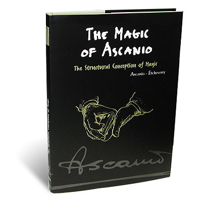 "Magic of Ascanio book Vol. 1 ""The Structural Conception of Magic"""