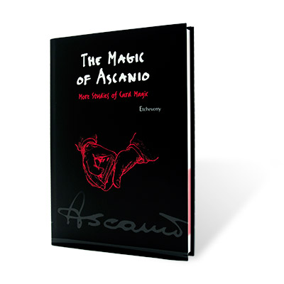 "The Magic of Ascanio Book Vol. 3 ""More Studies of Card Magic"" by Arturo Ascanio - Book"
