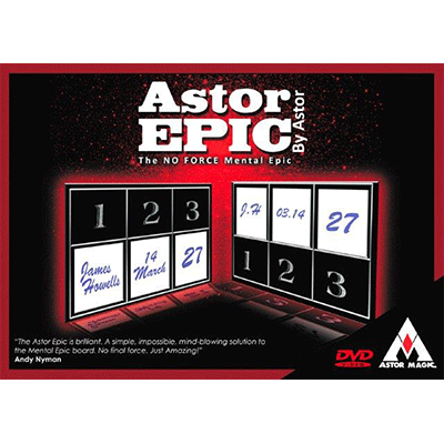 Astor Epic(ULTIMATE)by Astor - Trick