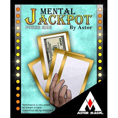 Mental Jackpot (Poker) by Astor
