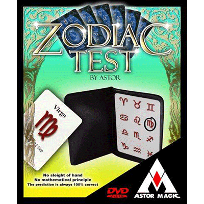 Zodiac Test by Astor - Trick