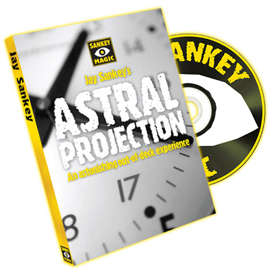 Astral Projection (With DVD) by Jay Sankey - Trick
