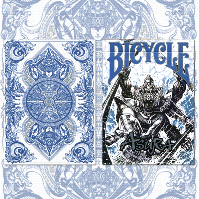 Bicycle Asura Deck by Card Experiment - Trick