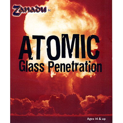 Atomic Glass by Zanadu - Trick
