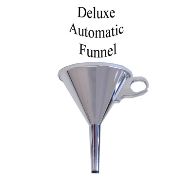 Automatic Funnel - Deluxe Chrome Plated by Bazar de Magia - Trick