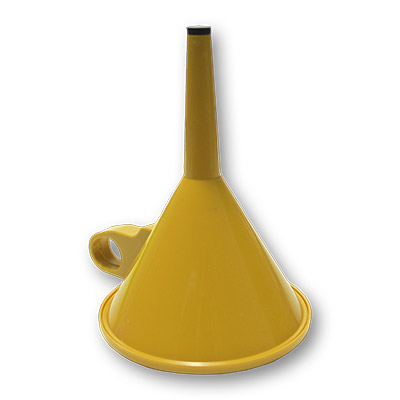 Automatic Funnel Deluxe Yellow