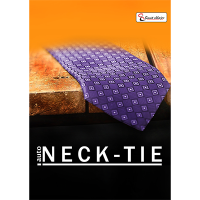 Auto Appearing Neck Tie - Sumit Chhajer