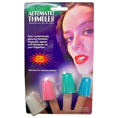 Automatic Thimbles (rainbow color)