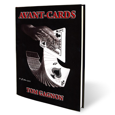 Avant-Cards by Tom Gagnon - Book