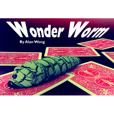Wonder Worm - Alan Wong