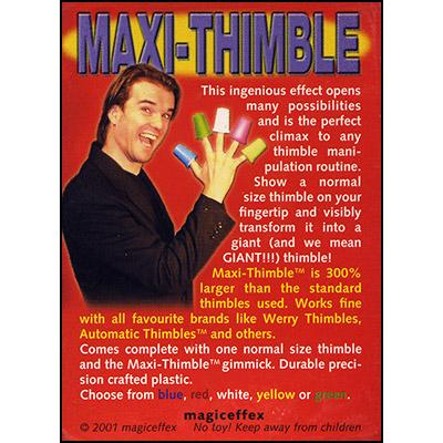 Maxi Thimbles (White) - Trick