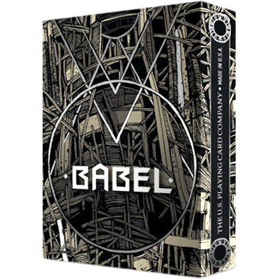 Babel Deck by Card Experiment - Trick