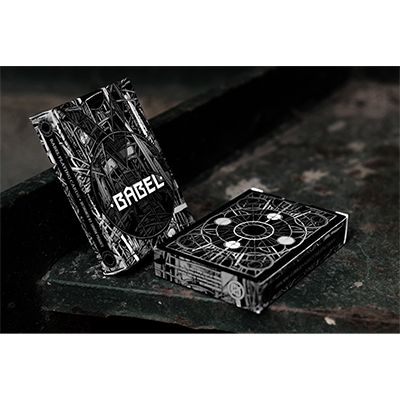 Babel Deck (Black) by Card Experiment - Trick