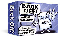Back Off by Tom Lauten - Trick