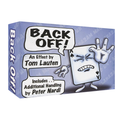 Back Off - Tom Lauten